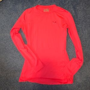 Under Armour fitted coldgear long-sleeve